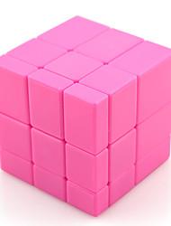 abordables -Cubo de rubik Alienígena Cubo de espejo 3*3*3 Cubo velocidad suave Cubos Mágicos rompecabezas del cubo Nivel profesional Velocidad Año