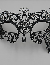 Venetian Sun Goddess  Laser Cut Metal Masquerade Ball Party Mask 3002A1
