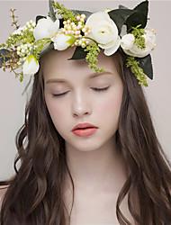 Недорогие -тюль головные уборы головной убор свадебная вечеринка элегантный женственный стиль