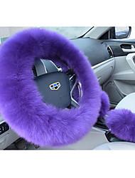 antidérapage des roues de laine portent odeur non irritant non toxique environnement confortable