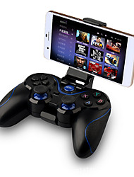 cheap -Wireless USB Bluetooth Shock Controller for PC/Smart Phone/PS3