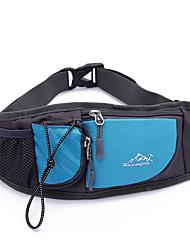 cheap -Waist Bag/Waistpack Bottle Carrier Belt Belt Pouch/Belt Bag Chest Bag for Climbing Cycling/Bike Running Traveling Sports Bag