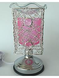 1pc sensível ao toque forjado Iron Butterfly óleos essenciais dom lâmpada da fragrância