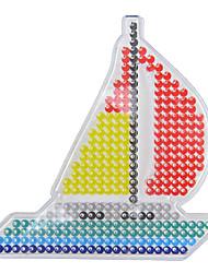 billige -Sikringsperler Skib 5mm skabelon Klassisk
