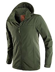 Недорогие -Муж. Куртка для туризма и прогулок Водонепроницаемость Ультрафиолетовая устойчивость Защита от пыли Дышащий Верхняя часть для Отдых и
