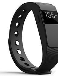 cheap -Bluetooth 4.0 Smartband Bracelet & Heart Rate Monitor Waterproof Activity Fitness for IOS Android Smartphone