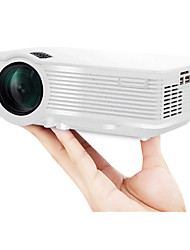 LCD WVGA (800x480) Projector,LED 1000 Lumens Mini Android Projector