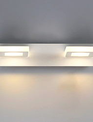cheap -6W LED Bathroom Lighting , Modern/Contemporary LED Integrated Metal