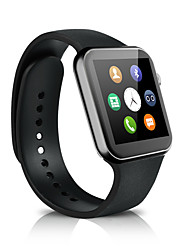 Bluetooth 4.0 Dialer SMS Heart Rate Monitor Sleep Sport Tracking Music Remote Camera Find Phone