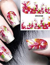 preiswerte -Nail Art Nail Sticker Wassertransfer Abziehbilder