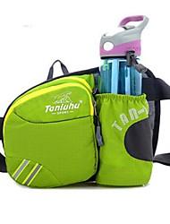 cheap -Unisex Bags Nylon Waist/Fanny Bag Zipper for Sports Outdoor All Seasons Fuchsia Red Blue Light Blue Light Green