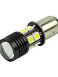 2x 1,157 BAY15D application 7W blanc pur de haute puissance pour l'arrêt de lumière de frein de queue