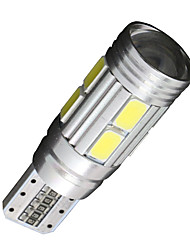 cheap -4x Canbus Wedge T10 White 192 168 194 W5W 10 5630 SMD LED Light Lamp Bulb Error Free 12V