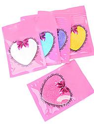 5pcs ongles farine de poisson art beauté oignon or iridescence paillettes 10g sacs