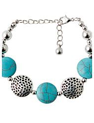 abordables -Femme Bracelets de rive - Mode Bracelet Vert Pour Mariage