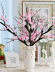 90CM High Simulation Silk Wintersweet Home Decoration  Artificial Flower