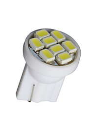 2 × t10 cool white Keil 8-SMD Innenraum Armaturenbrett Kombiinstrument LED-Leuchten
