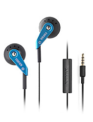 cheap -Edifier® H185P Earbuds (In Ear) Eearphone For Media Player/Tablet / Mobile Phone / Computer With Microphone