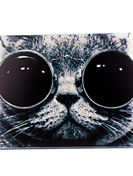 "cheap -Case for Macbook 13"" Macbook Air 11""/13"" Macbook Pro 13""/15"" MacBook Pro 13"" with Retina display Animal Plastic Material Cat Cartoon Series Case"