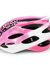 Недорогие -Горные / Шоссейные / Спортивные-Жен.-Велосипедный спорт / Шоссейные велосипеды / Велосипеды для активного отдыха-шлем(Светло-розовый,
