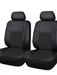 cheap -6 Pcs Pu Leather Univeral Car Seat Covers Fit For Most Car Seat