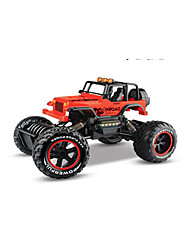Buggy (Off-road)  1:12 Brushless Electric RC Car 50KM 4ch 2.4G Red / Yellow Ready-to-go