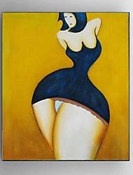 dipinti a mano dipinti a mano olio dipinti a olio decorazione di arte della parete con telaio allungato pronto a appendere