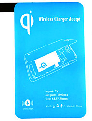 economico -1 porta USB fast Charge Other Caricatore senza fili Solo Charger per il cellulareWireless charging patch Ultrathin Simple installation