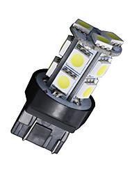 abordables -4x xénon t20 blanc 7443 5050 13-SMD - queue de freinage à ampoule de stationnement 7444na