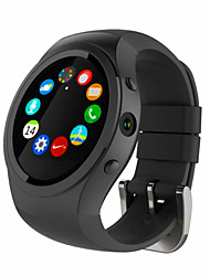 cheap -Smartwatch for iOS / Android GPS / Water Resistant Timer / Stopwatch / Activity Tracker / Sleep Tracker / Heart Rate Monitor / 1.3 MP / Message Control / Find My Device / Alarm Clock / Audio
