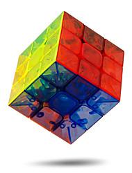 Недорогие -Кубик рубик YONG JUN 3*3*3 Спидкуб Кубики-головоломки головоломка Куб профессиональный уровень Скорость Соревнование Классический и неустаревающий Детские Взрослые Игрушки Мальчики Девочки Подарок