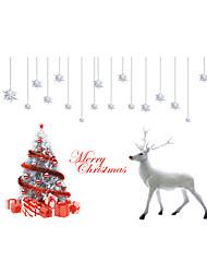 Animali / Botanica / Natale Adesivi murali Adesivi aereo da parete Adesivi decorativi da parete / Adesivi misura altezza,PVC Materiale