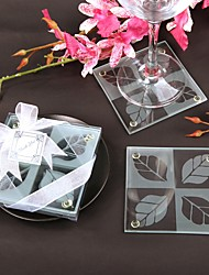 Недорогие -beter подарки свадебный dcor 2шт стекла подставки подставки / лето / teatime / bridesmaids / бакалавр