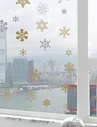 Glass Window Film Colorful Flower Glass Stickers Decorative Bathroom Sliding door