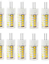 2.5W G4 LED Bi-pin Lights T 33 SMD 2835 250-300 lm Warm White Cold White 3000/6000 K Waterproof Decorative AC 220-240 V