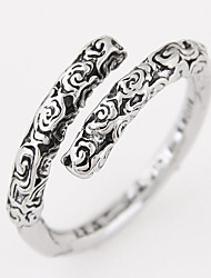 cheap -Women's Alloy Band Ring - Personalized / Vintage / Party Silver Ring For Party / Daily / Casual