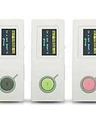 iqq l9b Mini-MP3-Player-Recorder nett Sport ebook 8gb Süßigkeiten Farbe extrovertierter
