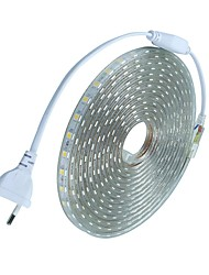 10M/1PCS  220V 5050 LED Flexible Tape Rope Strip Light Xmas Outdoor Waterproof   Garden outdoor lightingEU Plug EU