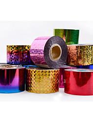 cheap -1 pcs Glitters / Fashion Nail Jewelry / 3D Nail Stickers Daily / PVC(PolyVinyl Chloride)