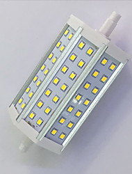 cheap -800lm R7S LED Corn Lights T 42LED LED Beads SMD 2835 Decorative Warm White / Cold White 85-265V
