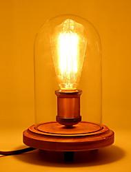 abordables -Moderno/Contemporáneo Lámpara de Mesa Para Madera/Bambú 110-120V 220-240V