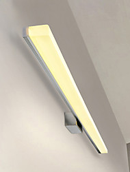 cheap -CXYlight Modern / Contemporary Bathroom Lighting Metal Wall Light IP20 90-240V