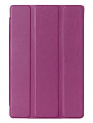 Недорогие -Магнит clap pu кожаный чехол для крышки для Amazon разжечь огонь 7 hd кейс новейший 2017 tablet 7 inch защитная кожа
