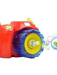 Недорогие -творческая форма камеры мыльные пузыри машина для детей мыльные пузыри игрушку детям большие жидкие мыльные пузыри для детей