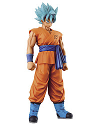 cheap -Anime Action Figures Inspired by Dragon Ball Saiyan 27 CM Model Toys Doll Toy Men's
