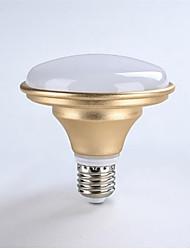 8.5w e26 / e27 ha portato le lampadine del globo br 30 smd 5730 850-900lm bianco freddo 6000-6500k waterproof decorativo ac 220-240v