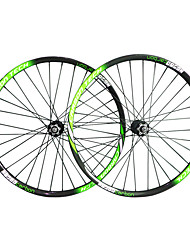 "economico -29""x25 mm Mountain bike Cerchioni Lega Con camera d'aria Ciclismo 16-32 Raggi 23 50 mm"