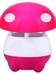 1pc cogumelo assassino do mosquito lâmpada nenhuma mulher grávida lâmpada mosquito bebê repelente de fotocatalisador radiação