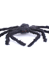 3PCS Quot Large Size Plush Spider Funny Toy For Party Or Bar Ktv Halloween Prop Decorat