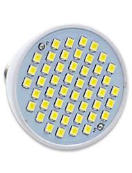 GU10 GX5.3 LED Spotlight MR16 48 SMD 2835 300lm Warm White Cold White 2700-6500K Decorative AC 220-240V